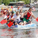 THE GREAT BOTTLE RACE 2014 - The Race - Bydgoszcz / Poland
