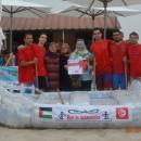 BOTTLE RACE - the race - Maamoura / Tunisia