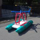 III NGO'S PICNIC - bottle helicopter - Bydgoszcz / Poland