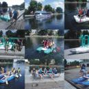 THE GREAT BOTTLE RACE 2018 - trainings - Bydgoszcz / Poland