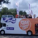 ESKA SUMMER CITY BUS - show us your reflectives - Bydgoszcz / Poland