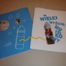 THE GREAT BOTTLE RACE - the booklet - Bydgoszcz / Poland