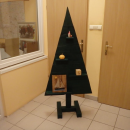 EXIMO PROJECT - pallet Christmas tree - Bydgoszcz / Poland