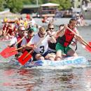 WIELKI WYŚCIG BUTELKOWY 2014 - wyścig - Bydgoszcz