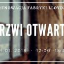 RENOWACJA I RECYKLING - drzwi otwarte w Fabryce LLoyda - Bydgoszcz