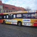 ODBLASK TO NIE OBCIACH - prezentacja autobusu - Gniezno