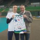 ATOM TREFL SOPOT - koszulka z autofrafami zespołu - Bydgoszcz