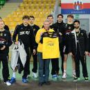 SKRA BEŁCHATÓW - koszulka z autografami zespołu 2013 - Bydgoszcz