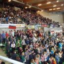 PAŁAC I DELECTA - siatkarskie mecze i odblaski - Bydgoszcz