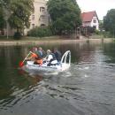 WIELKI WYŚCIG BUTELKOWY 2012 - pierwsze treningi - Bydgoszcz