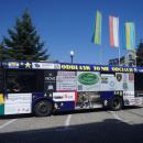 ODBLASK TO NIE OBCIACH - prezentacja autobusu - Ostrołęka