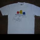 GADŻETY - koszulka z autografem Michała Winiarskiego dla firmy GORZYCKI - Bydgoszcz