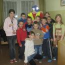 ODBLASKI - wizyta w Ośrodku dla Dzieci i Młodzieży Słabo Słyszącej i Niesłyszącej - Bydgoszcz