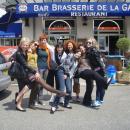 APV MARMANDE - wizyta przygotowawcza przed wymianą - Marmande / Francja