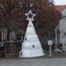 BYDGOSKI JARMARK ŚWIĄTECZNY - butelkowa choinka - Bydgoszcz