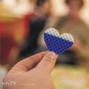 WĘDRÓWKI FARCIKA ODBLASKOWEGO LUDZIKA - odblaskowe Walentynki
