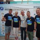 1 MEMORIAŁ IRENY SZEWIŃSKIEJ - mistrzowie w Galerii Pomorskiej - Bydgoszcz