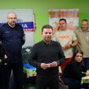 CARITAS - spotkanie z bezdomnymi - Bydgoszcz