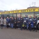 ODBLASK TO NIE OBCIACH - prezentacja autobusu - Starachowice