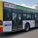 ODBLASK TO NIE OBCIACH - autobus - Starogard Gdański