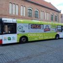 ODBLASK TO NIE OBCIACH - autobus - Olsztyn