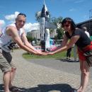 WIELKI WYŚCIG BUTELKOWY 2016 - wyścig - Bydgoszcz