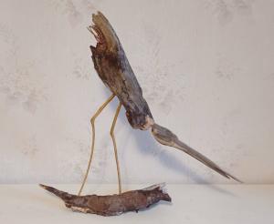 Miniatura produktu Patykowy ptak duży