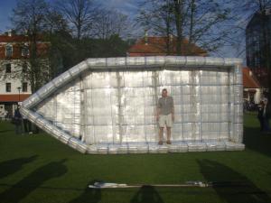 Miniatura produktu Największa na świecie łódź z plastikowych butelek