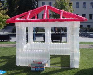 Miniatura produktu Butelkowy domek