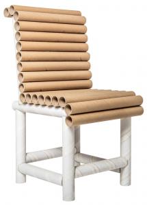 Miniatura produktu Tekturowe krzesło