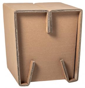 Miniatura produktu Tekturowy stołek