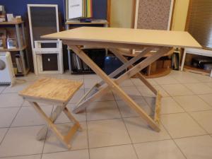 Miniatura produktu Składany stół
