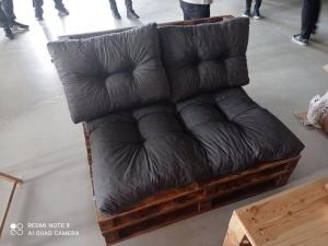 Miniatura produktu Paletowa sofa