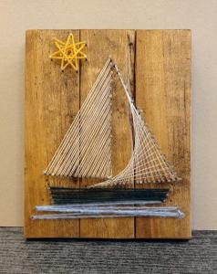 Miniatura produktu Sznurkowy jacht