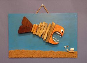 Miniatura produktu Recyklingowa ryba